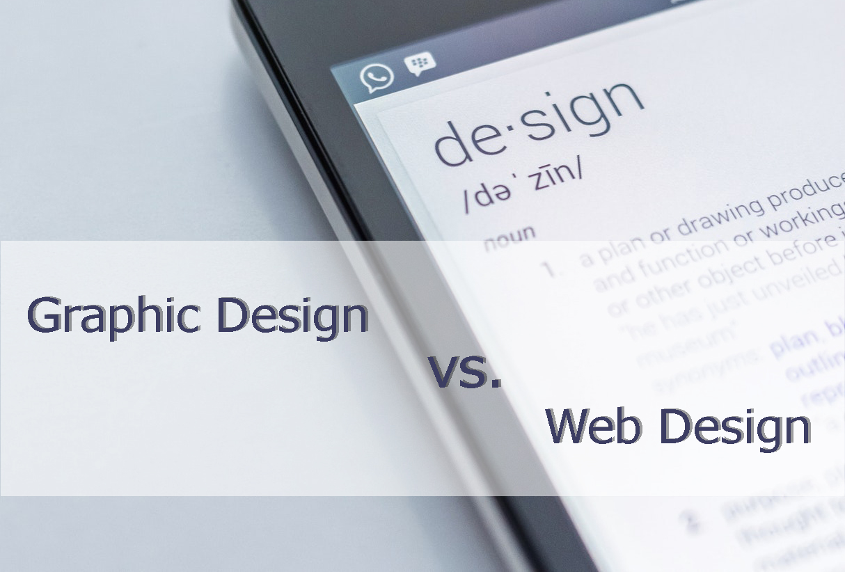 Graphic Design vs. Web Design,